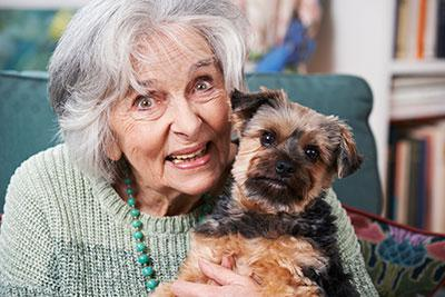 The Important Role of Pets in Senior Living