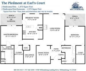 Williamsburg Landing Williamsburg Va Apartments And